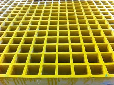 bo璃钢格栅板